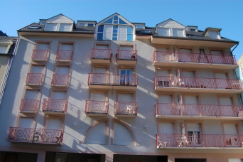 location appartement r�sidence centre Cauterets